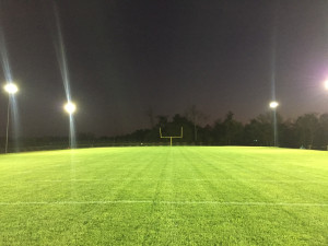 Football Community Lighting Project, Next Level